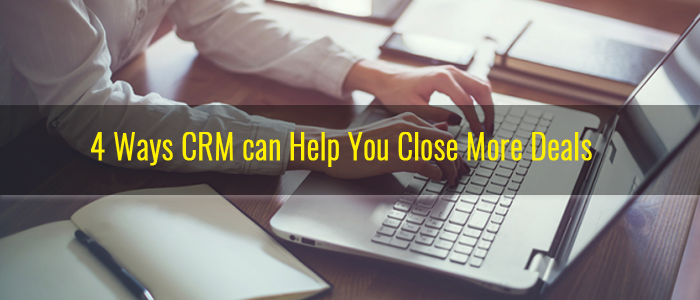 4 benefits of CRM